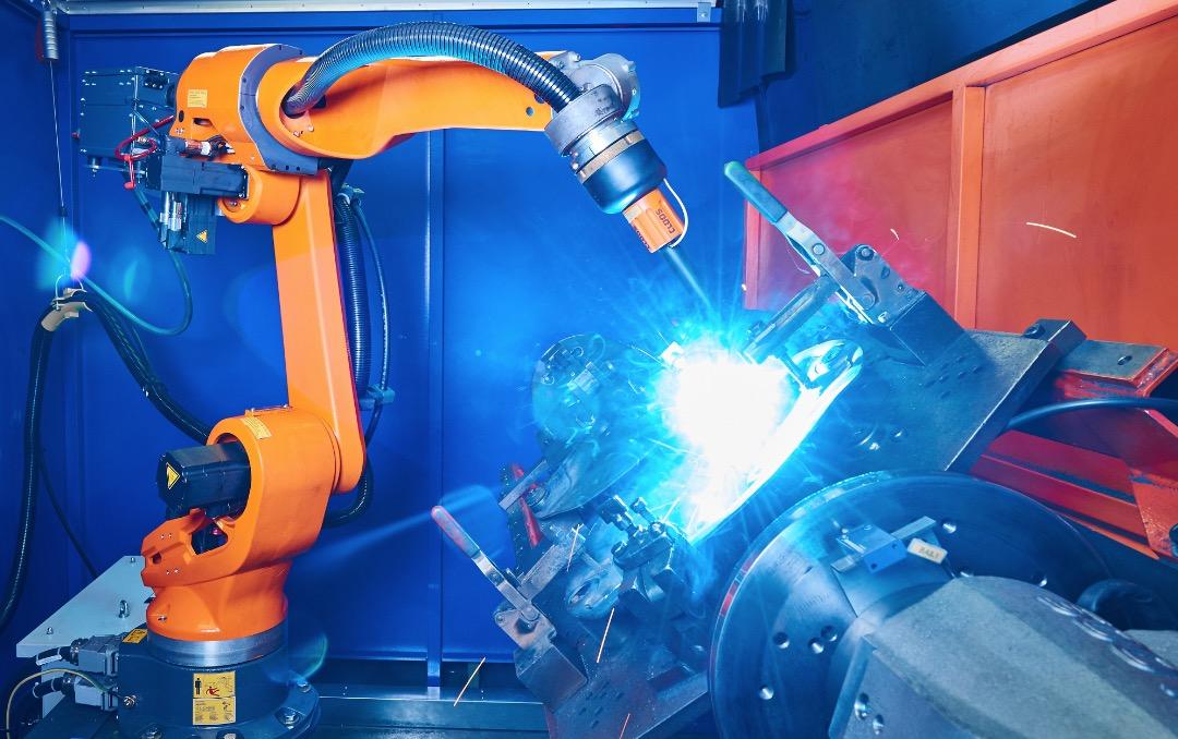 cloos and baumuller robotic welding
