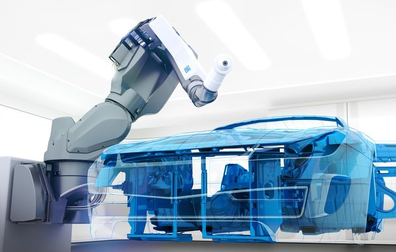 From two months to a few seconds: A brief overview of automotive robotic painting systems