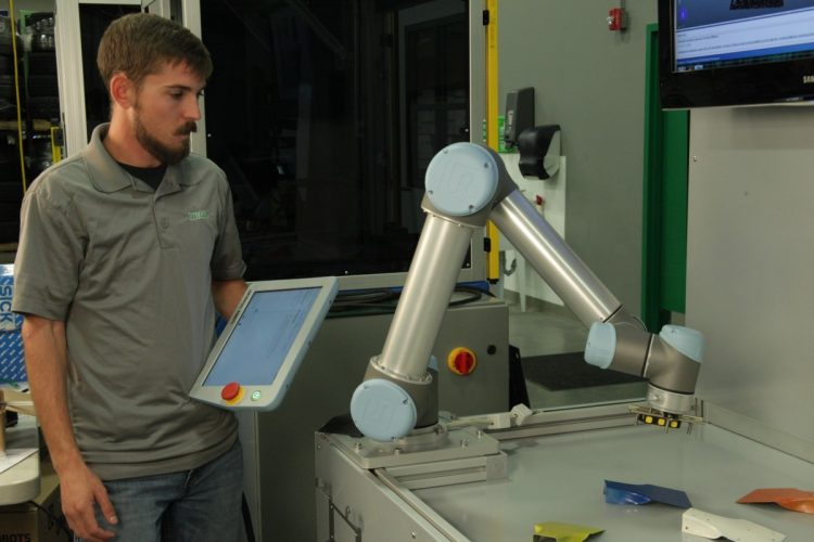 Integro Technologies and Universal Robots to launch new 3D pick-n