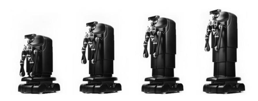 kinova mobile robot