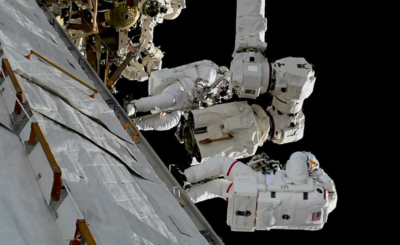 nasa space station robot - photo #14