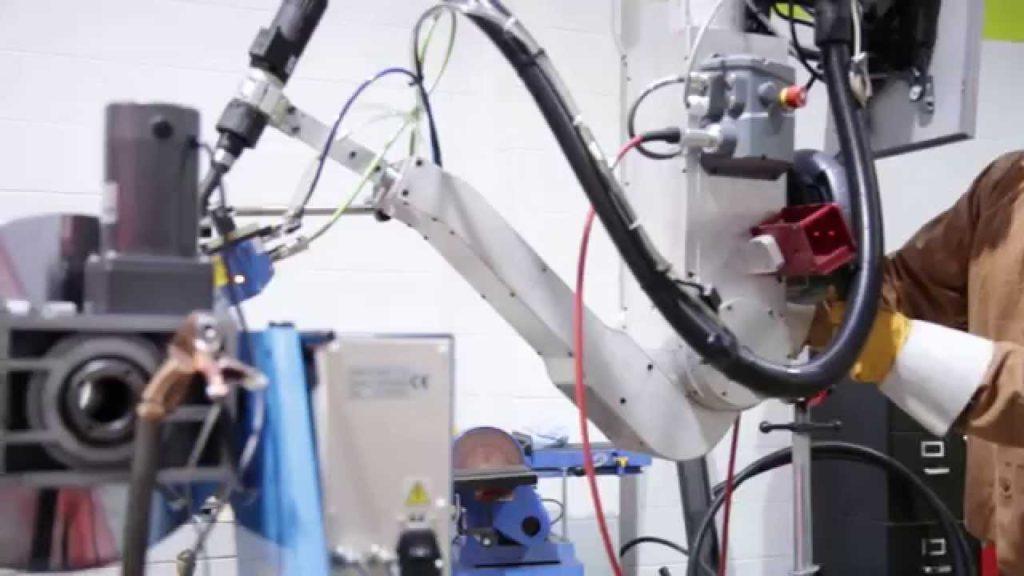 novarc robotic welding
