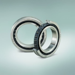 Latest NSK spindle bearings feature high-speed, high-precision machining