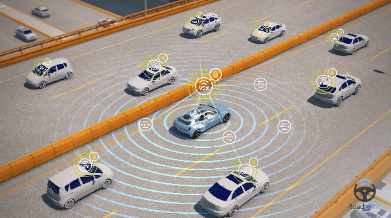 NXP launches 'world's first' scalable, single-chip secure vehicle-to-x platform