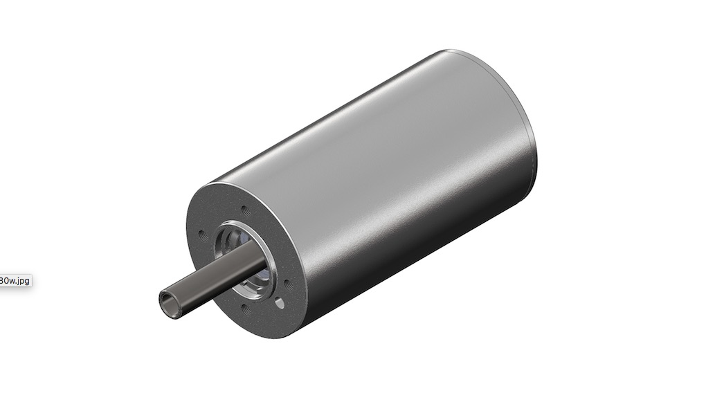 portescap brushless dc motor small