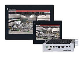 Rockwell Automation launches new range of industrial computers and thin clients