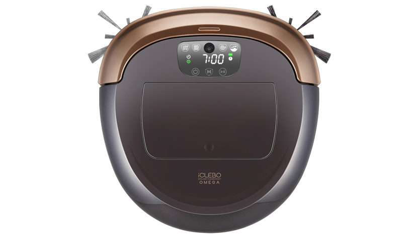 Yujin Robot awarded patent for system of recognising locations and positions for robotic vacuum cleaner