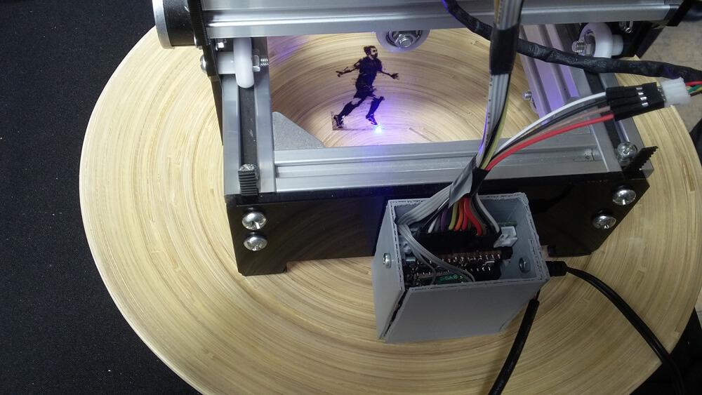 endurance laser engraving
