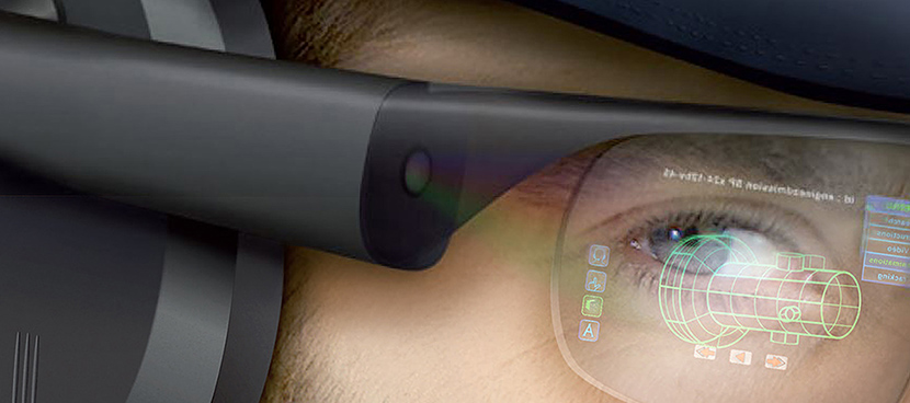 smart glasses small