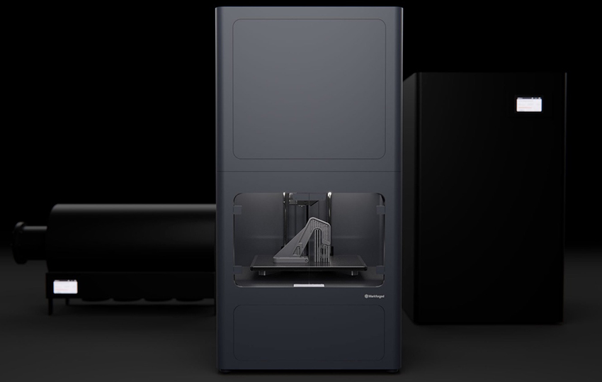 markforged 3d printer small