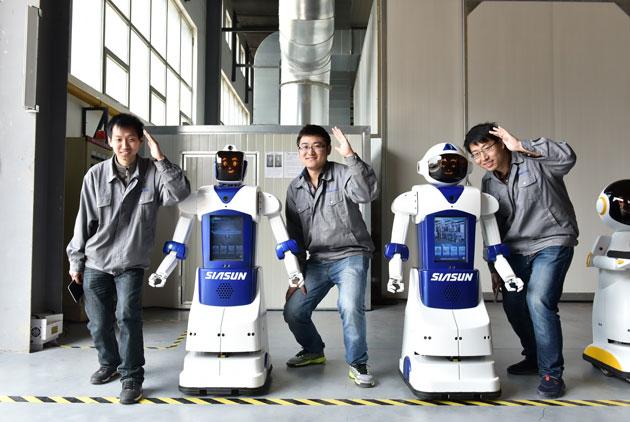 siasun service robot