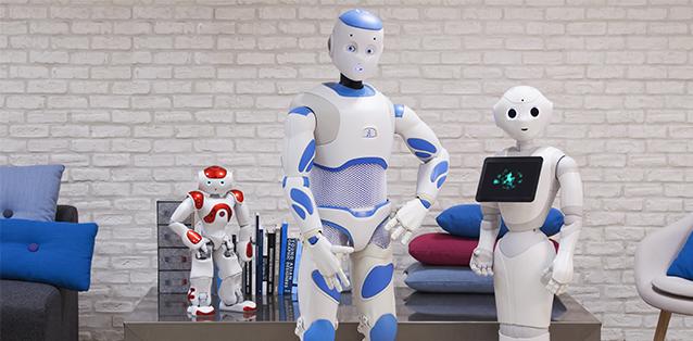 softbank robotics humanoids