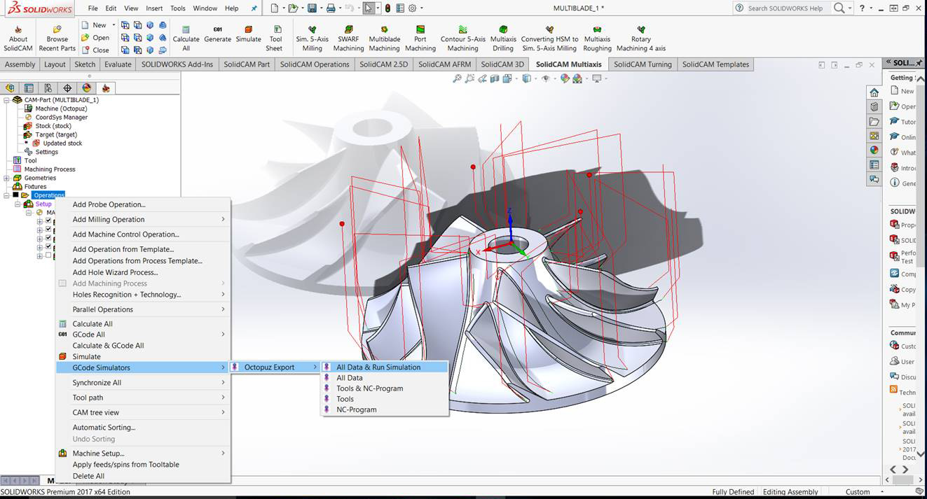 solidcam screenshot