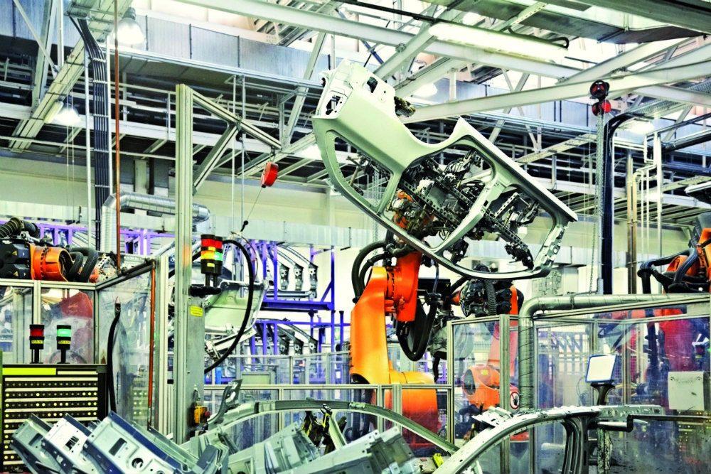 thailand factory robots