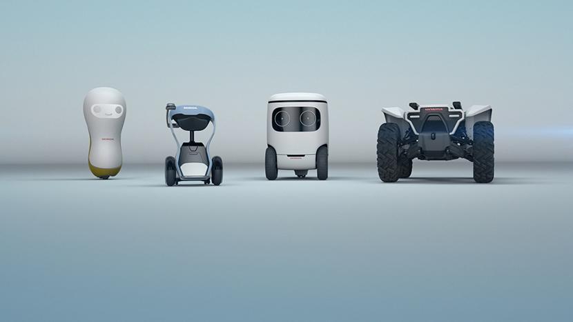Honda - Robots