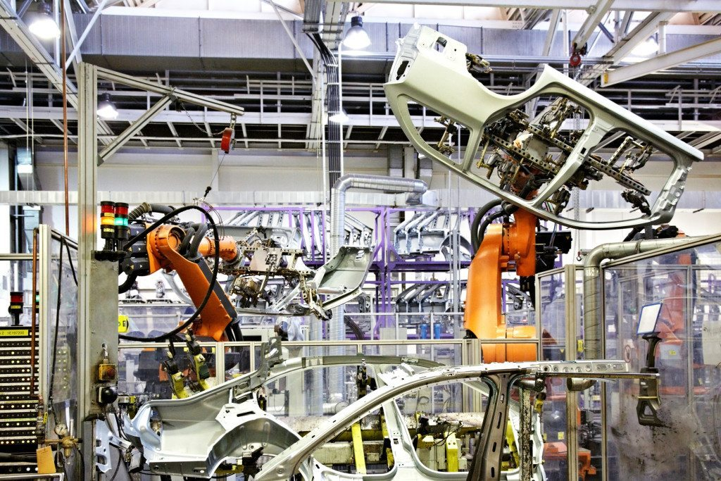 a3 automate industrial robots