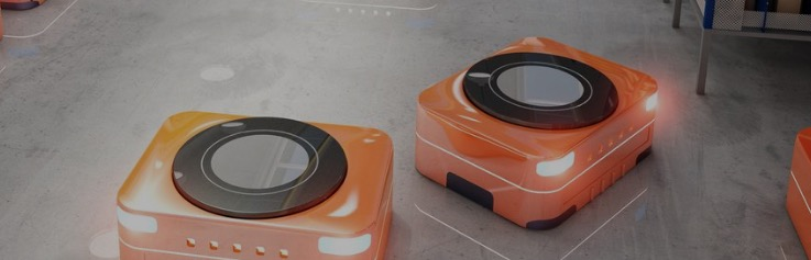 bleum warehouse robots