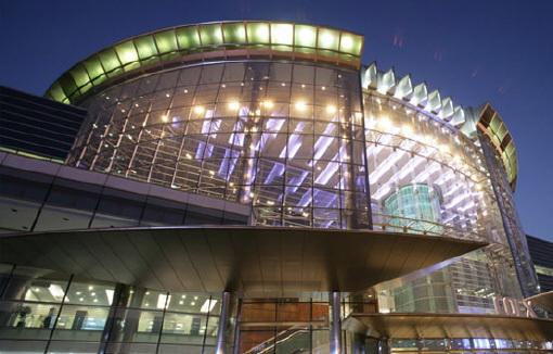 korea smart factory venue Coex