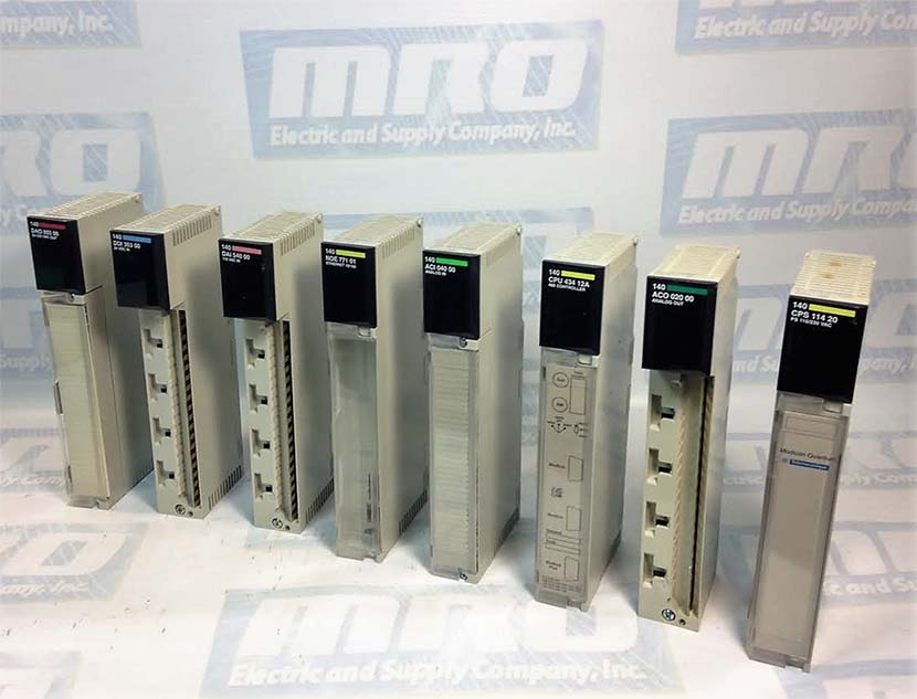 mro plc assorted