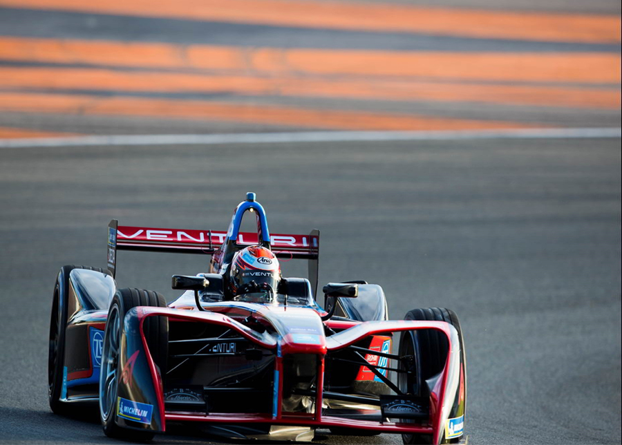 rohm FE_test_racing