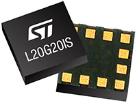 stmicroelectronics-l20g20is two-axis-gyroscope