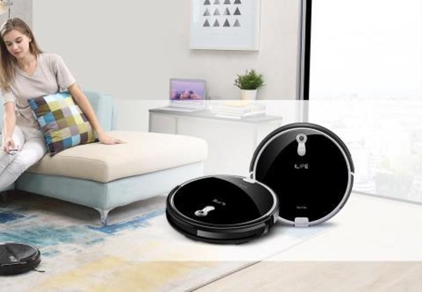ilife a8 robotic vacuum cleaner