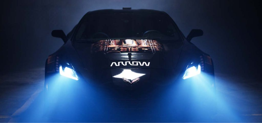 arrow-electronics-car
