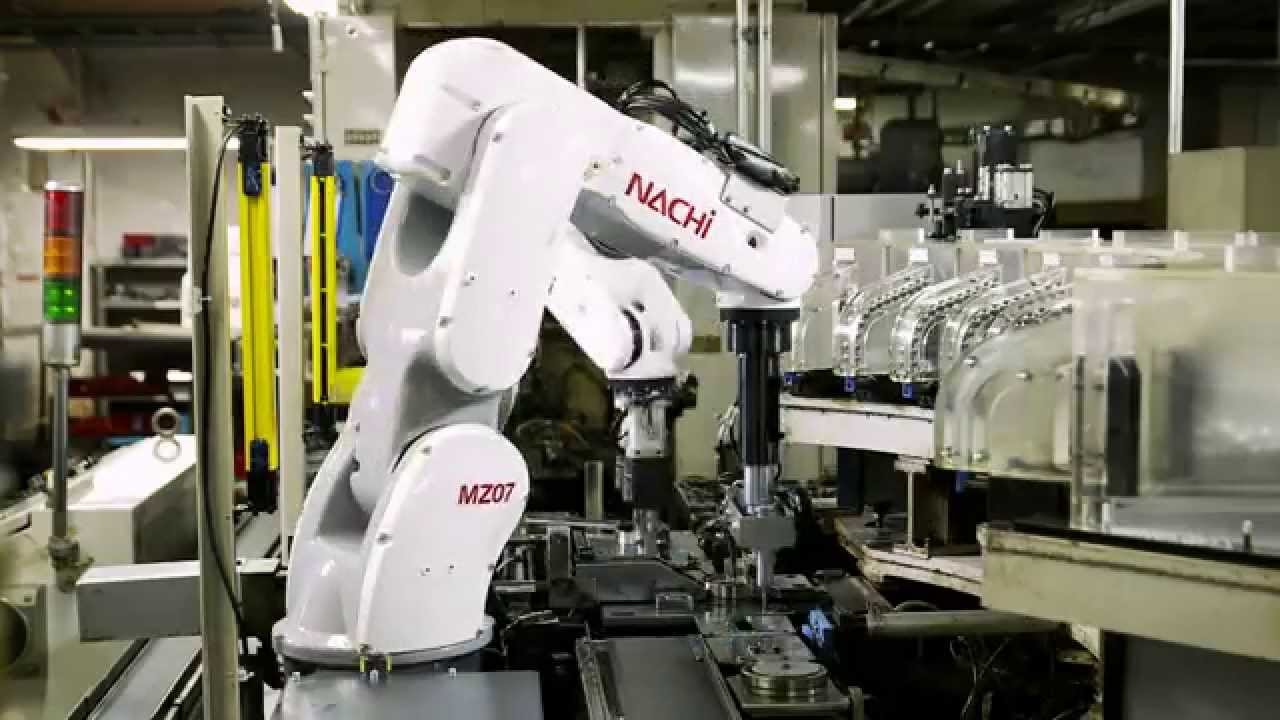 nachi-fujikoshi robot