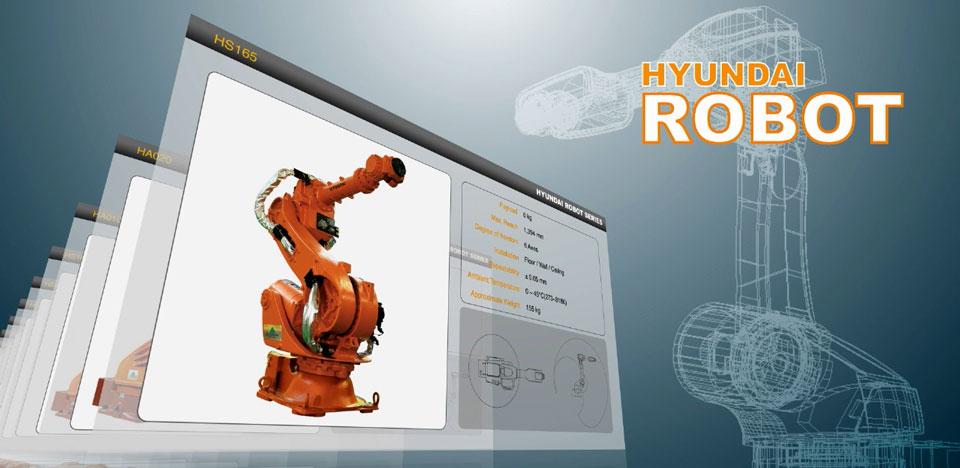 hyundai robot computer image semyung