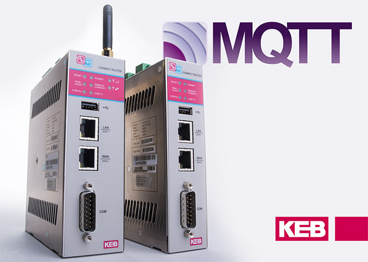 keb router