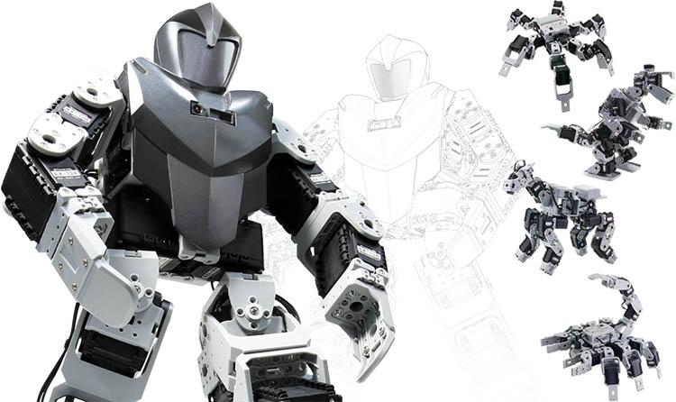 robotis premium robot