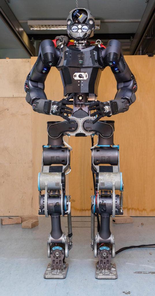 iit humanoid robot small