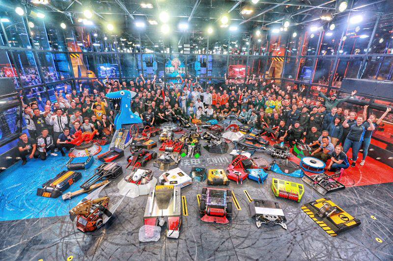 king of bots tv show