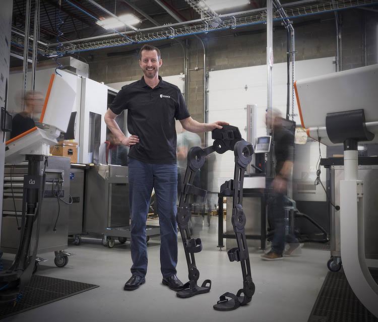 genesis livedrive exoskeleton