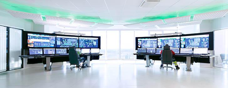 abb Control Room