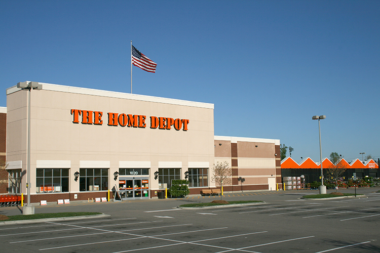 Home Depot Trailer Rental Services small