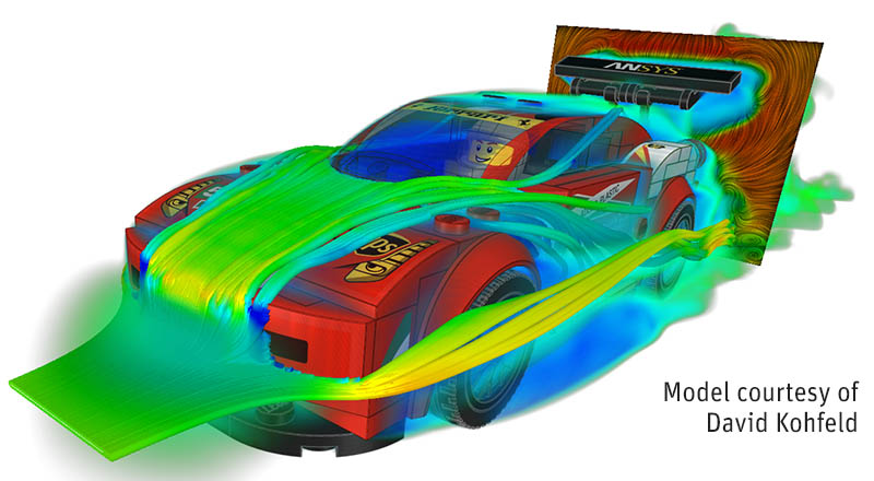 ansys simulation 3