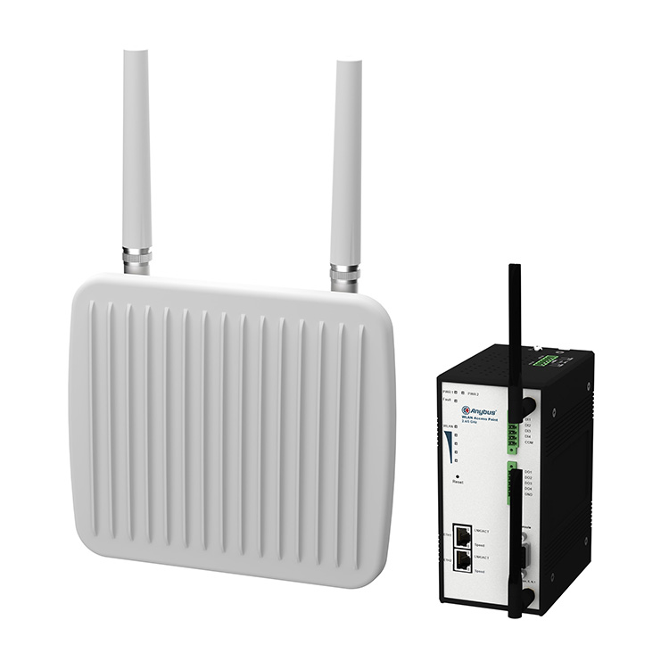 hms industrial networks Anybus WLAN Access Point small