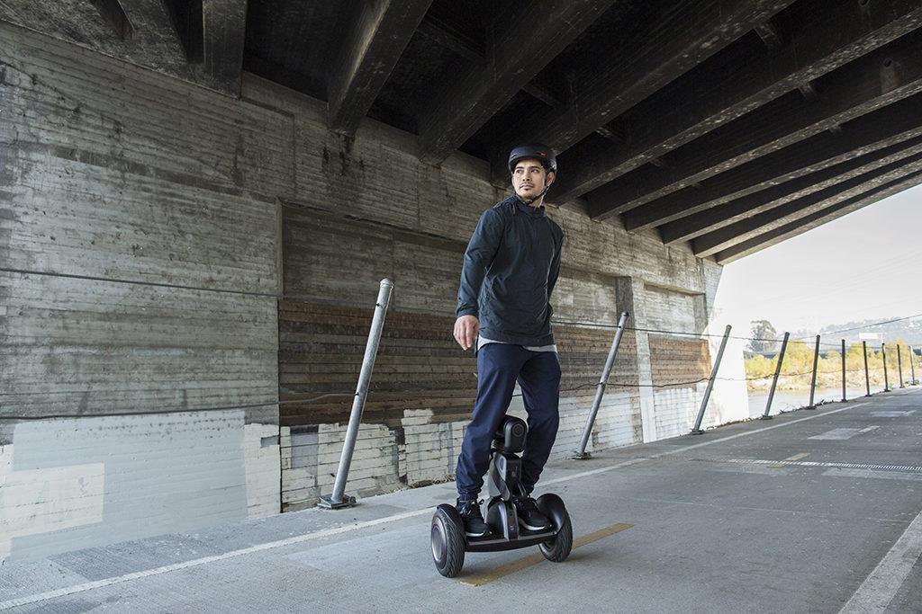 segway loomo Self-balancing transporter small