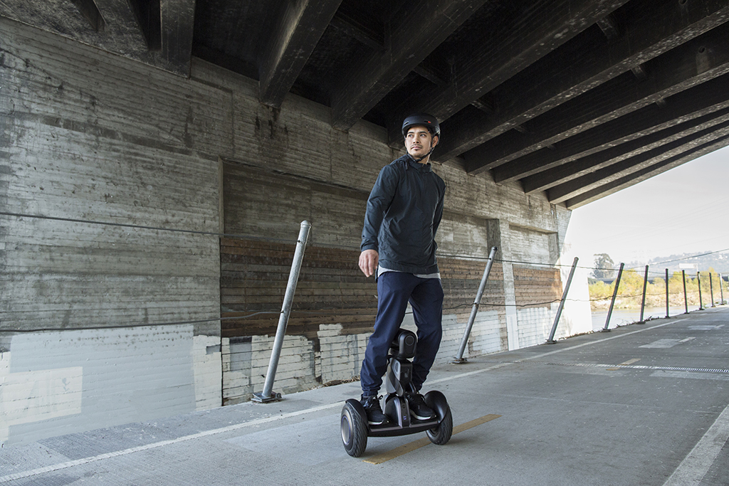 segway loomo Self-balancing transporter small