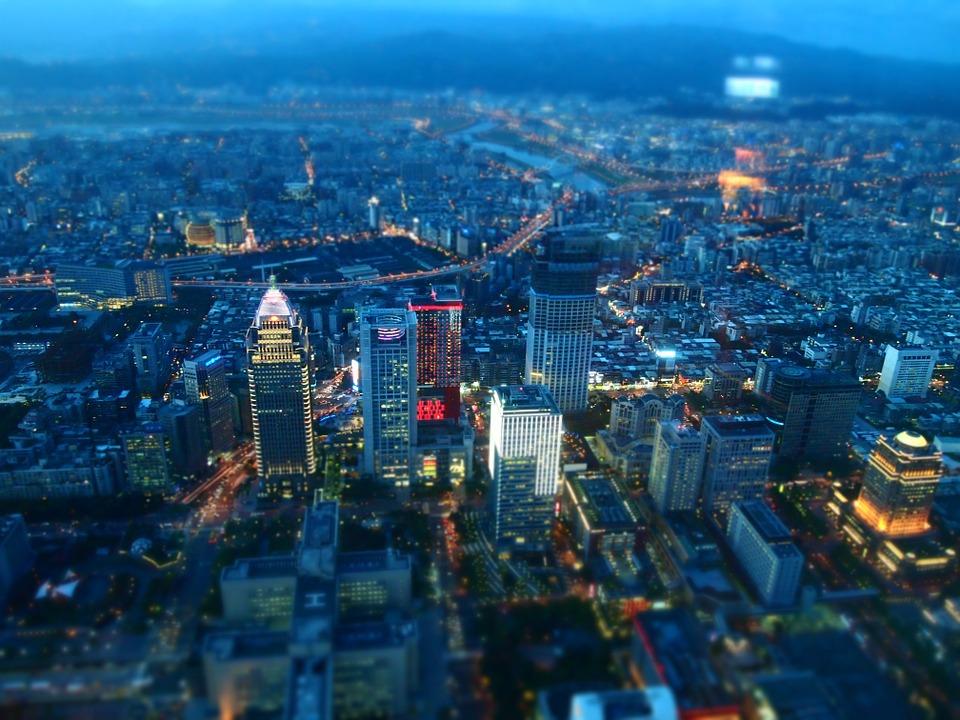 taiwan-taipei overview