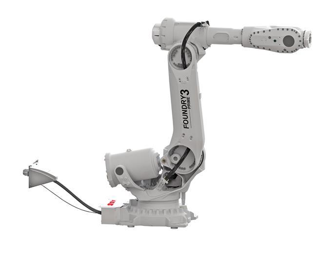 abb foundry robot