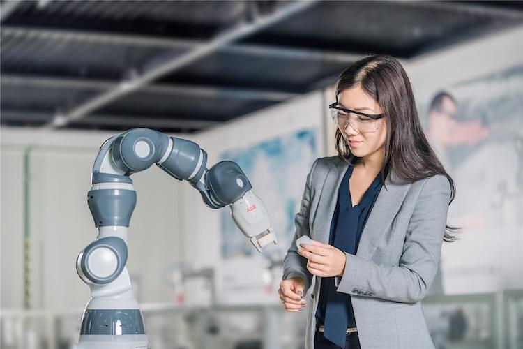 abb yumi single-arm robot 2 copy