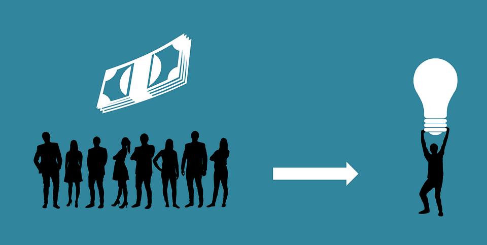 crowdfunding pixabay