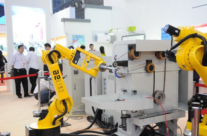 a-and-e robot china copy