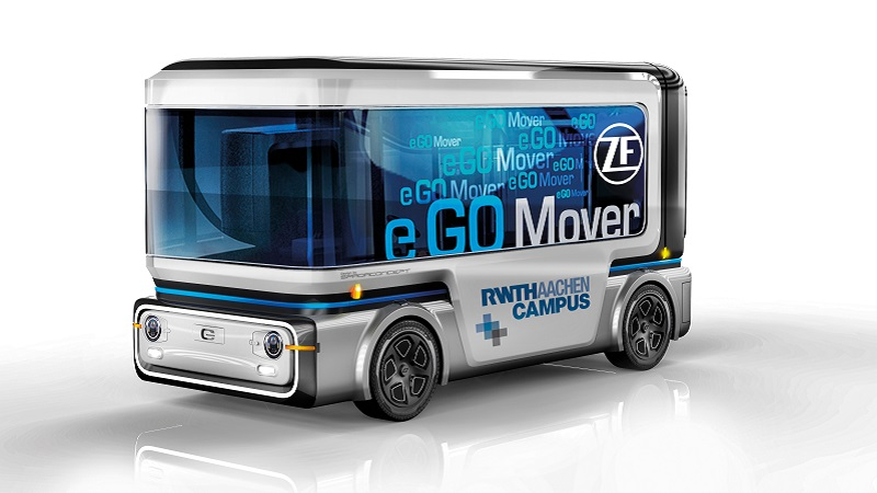 ego mover vehicle