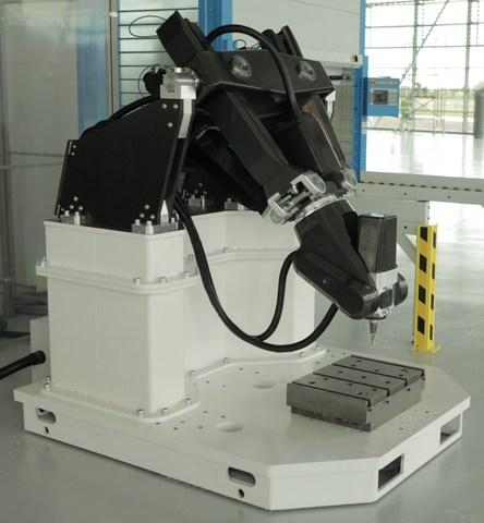 Exechon XMini industrial robot