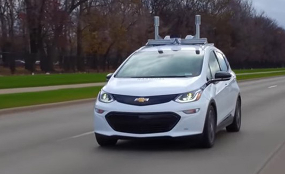 gm Chevy-Bolt-self-driving-road-test
