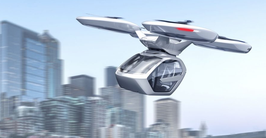 italdesign flying car