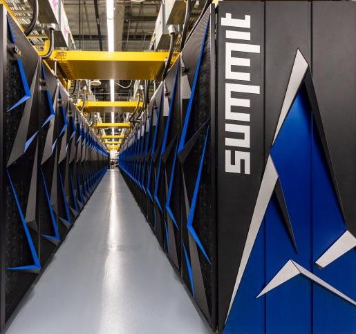 ornl summit supercomputer 2